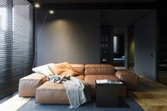 Man's space by LINE architects