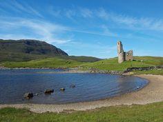 Ardvrek Castle, Highlands