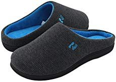 Find RockDove Women's Original Two-Tone Memory Foam Slipper online. Shop the latest collection of RockDove Women's Original Two-Tone Memory Foam Slipper from the popular stores - all in one Best Slippers, Winter Slippers, Cute Slippers, Crochet Slippers, Memory Foam, Chinchilla, Shoe Cobbler, Coast Fashion, Blue Fashion