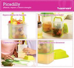 El Picadilly es uno de los productos favoritos de la familia mexicana, ideal para guardar chiles y frutas. ¡Consigue el tuyo!