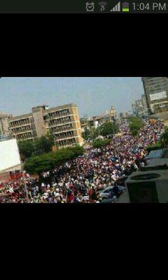 """19 de mar. de 2014 / """"Marcha de los estudiantes en maracaibo"""""""