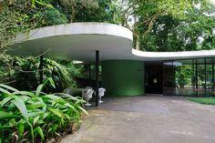 Casa das Canoas by Oscar Niemeyer | Yellowtrace