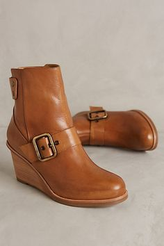 Buckle boots #AnthroFave