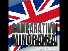 Corso d'inglese-lesson16 (parte 2)COMPARATIVO MINORANZA - YouTube