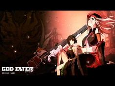 GOD EATER OP [Over the clouds]