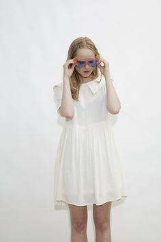 Sailor Dress White by THE WHITEPEPPER http://www.thewhitepepper.com/collections/dresses/products/sailor-dress-white