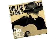 """Recension av Willie Nelsons skiva """"Let´s face the music and dance"""""""