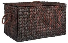 Target Storage Trunk Fascinating Jesse Mineral Gray Storage Trunk  Storage Trunk Minerals And Storage Design Decoration