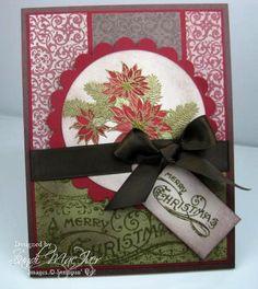 Stampin UP Bells and Boughs stamp set