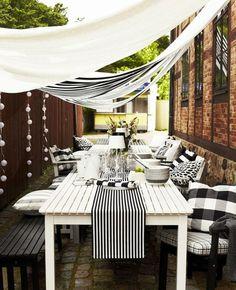 Organizza i tuoi pranzi o le tue cene fuori in terrazzo! | Serie Ängsö di Ikea