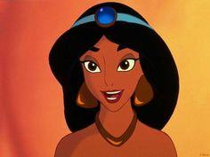 Jasmine cartoon | Disney Aladdin Princess Jasmine Cartoon Printable Coloring Book Pages ...
