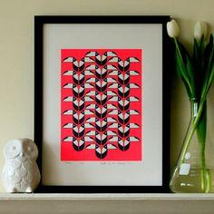 Toucan print, Luzelle van der Westhuizen