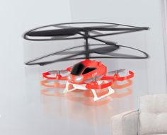 Ready to Soar  Show your little pilot how easy it is to fly with the Little Tikes My First Drone. Designed for preschoolers, this drone couldn't be easier to fly, turn and land. Watch it soar across your living room or over your backyard, and watch your kids' face light up with awe. Give them the controls and spark their first hobby! Recommended for ages 4 and up One-touch remote makes it easy to take off, turn and land Large, ergonomic remote control is preschooler-fr...
