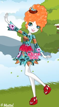 Ever After High Dragon Games Forest Pixies Featherly Dress Up Game : http://www.starsue.net/game/Forest-Pixies-Featherly.html Have Fun! ♥-♥