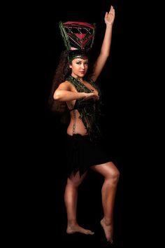 Tahitian-not hula