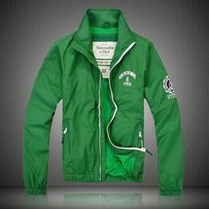 Mens Abercrombie Fitch wind-jacket 010 [AbercrombieFitch 1540] - $52.99 : , Cheap Abercrombie Fitch store online