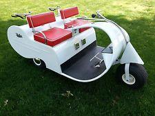 vintage golf carts - Google Search