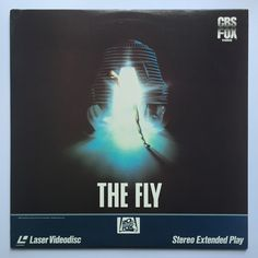 The Fly Laserdisc