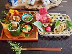 Casual Japanese Appetiser (Hassun 八寸)