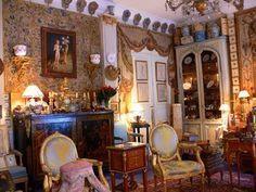Salon 18ème siècle de la famille Kraemer - Le blog de haute.decoration.over-blog.com