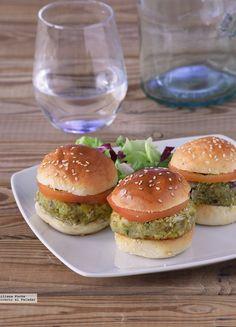 Las mejores hamburguesas vegetarianas de Directo al Paladar Veggie Recipes, Wine Recipes, Cooking Recipes, Vegan Vegetarian, Vegetarian Recipes, Healthy Recipes, Vegan Food, Healthy Food, Veggie World