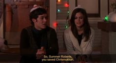 These hats are hilarious 2x06 #theOC