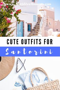 Get ready to pack your perfect Santorini Greece outfits with this guide on what to wear in Santorini, or pretty much anywhere when you travel to Greece. Santorini Vacation, Greece Vacation, Greece Travel, Santorini Greece, Vacation Resorts, Vacation Spots, Best Travel Clothes, Cute Vacation Outfits, Greece Outfit