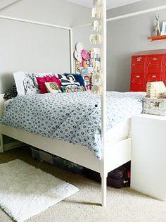 love this tween room