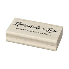 Custom Homemade wih Love Typography Quote Rubber Stamp Address Stamp, Return Address Labels, Happy Galentines Day, Homemade Stamps, Love Stamps, Wood Stamp, Custom Stamps, Typography Quotes, Self Inking Stamps