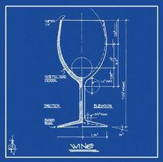 wine architecture glasses