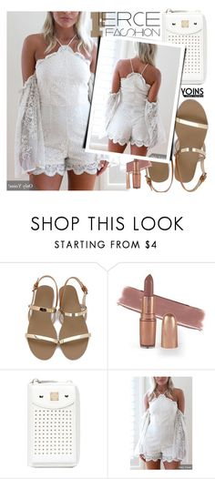 """""""YOINS"""" by selmir ❤ liked on Polyvore featuring StreetStyle, monochrome, chic and yoins"""