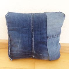 Jeans kussen