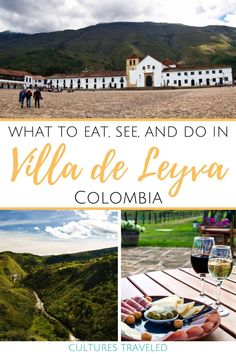 Villa de Leyva, Colombia - the gem of Boyacá. Discover everything there is to do in this preserved colonial town from touring the eccentric Casa Terracota to enjoying the colonial houses and Plaza Mayor, Colombia's largest square. Backpacking South America, Backpacking Asia, South America Travel, Travel Route, Travel Tips, Travel Guides, Colombia Travel, Mexico Travel, South America Destinations
