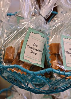 Caramels at the August 2015 Chicago Food Swap