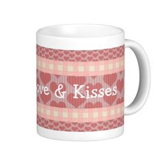Hugs N Love Coffee Mug