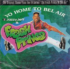 Dj Jazzy Jeff & Fresh Prince - Yo Home to Bel Air (1992)