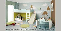 # by Crezko Girls Bedroom, Bedrooms, Bedroom Ideas, Other Rooms, Kids Decor, Kids Furniture, Space Saving, Montessori, Kids Room