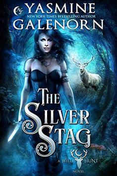 The Silver Stag (The Wild Hunt Book 1) by Yasmine Galenorn https://www.amazon.com/dp/B0785NTHDH/ref=cm_sw_r_pi_dp_U_x_BGNoAbAY57BYE