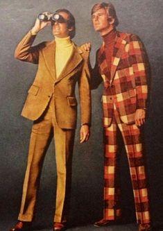 Les 53 meilleures images de Mode homme années 70 | Mode