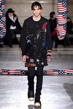 Raf Simons   Fall 2014 Menswear Collection   Style.com