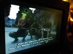 Expo Multimídia sobre a Rocinha - cotidiano da favela em telas de 7 polegadas e micro curtas de 1 min.