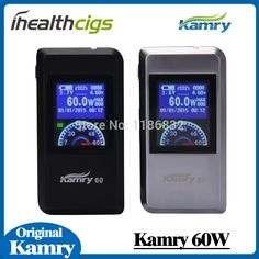 100% Original Kamry 60w Box Mod Variable Wattage 3-8V Box Mods Kamry 60 mini box mod vaporizer vv mod 5pcs specification:1. Variable wattage: It can be set from 7w to 60W in 0.1 Watt increments2. 510 connection with spring copper3). Mirc-USB adapter for mobile charging of USB device such as a cell ph  #Vapor http://www.vaporgasme.com/produk/100-original-kamry-60w-box-mod-variable-wattage-3-8v-box-mods-kamry-60-mini-box-mod-vaporizer-vv-mod-5pcs-2/