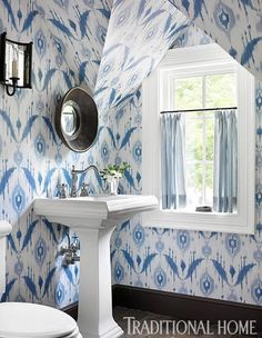 Traditional Home Thibaut wallpaper