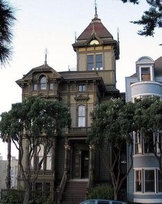 Викторианские дома - Дизайн интерьеров   Идеи вашего дома   Lodgers