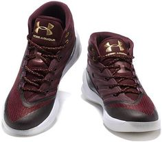 432a7946f043 Under Armour UA Curry 3 Mens Basketball shoes Wine red4 Cheap Nike Air Max