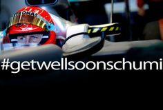 get well soon Schumi