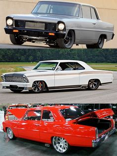 Chevy II Nova..Re-pin...Brought to you by #HouseofInsurance for #CarInsurance #EugeneOregon