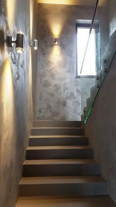 Stairs Light Design, Staircase Interior Design, Home Stairs Design, Interior Design Kitchen, House Map, House Stairs, Home Map Design, Stairway Lighting, Modern Exterior House Designs