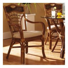 Boca Rattan St. Barts Arm Chair $334.98 each