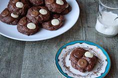 Triple Chocolate Chunk - Ben's Cookies   Swim, Eat, Repeat